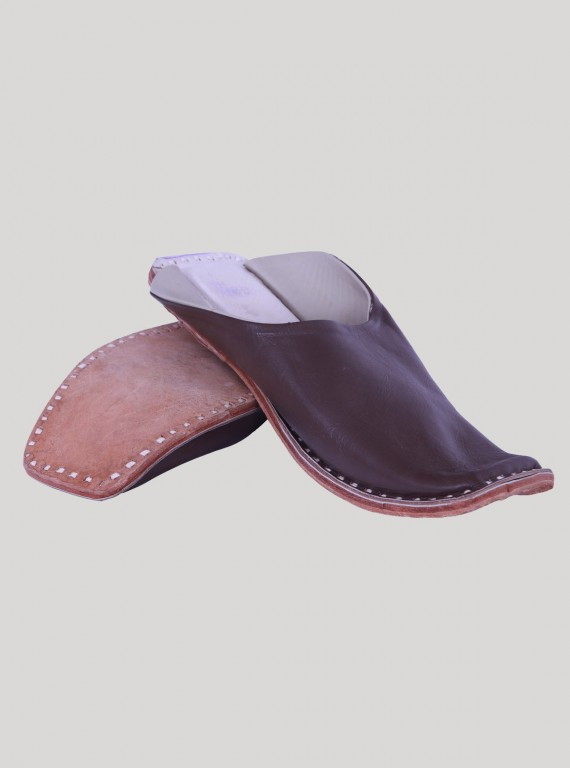 Brown Slips for Men