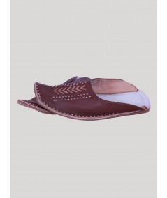 Brown fancy Slips for Men