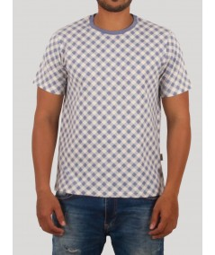Graphic AOP Round Neck TShirt
