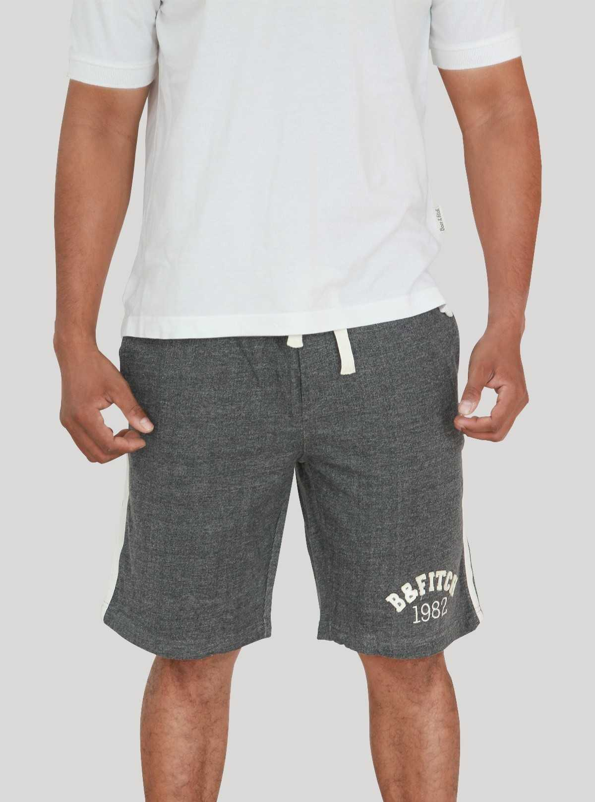 Charcol Fleece Shorts