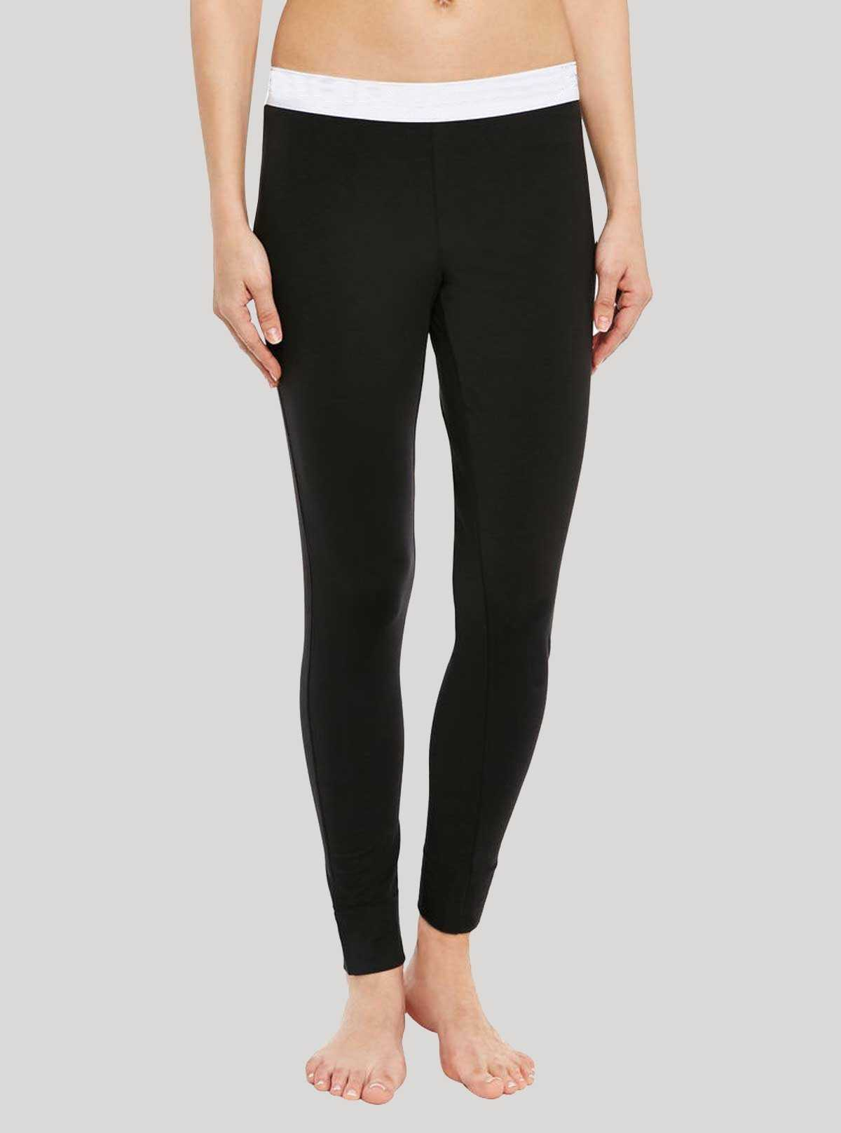 Black PJ Bottom Pant Boer and Fitch - 1