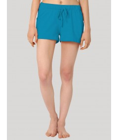 Turquiose Womens Shorts Boer and Fitch - 2