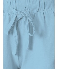 Sky Blue Womens Shorts Boer and Fitch - 6