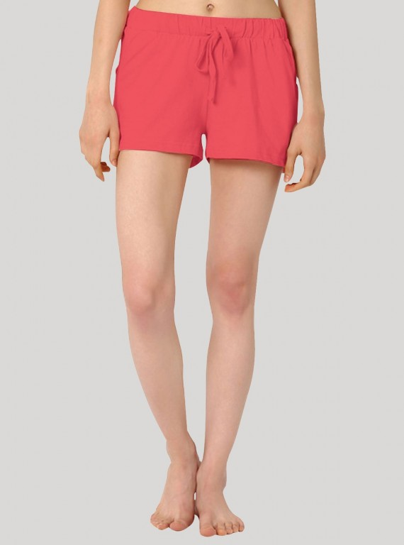 Coral Womens Shorts Boer and Fitch - 5