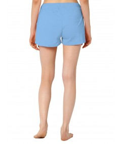 Light Blue Womens Shorts Boer and Fitch - 4