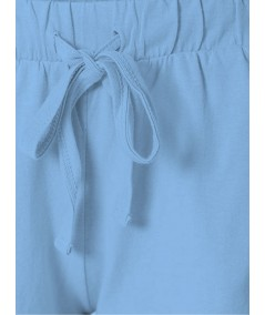 Light Blue Womens Shorts Boer and Fitch - 6