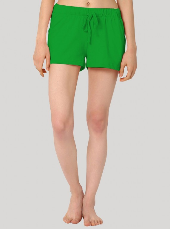 Green Womens Shorts Boer and Fitch - 2