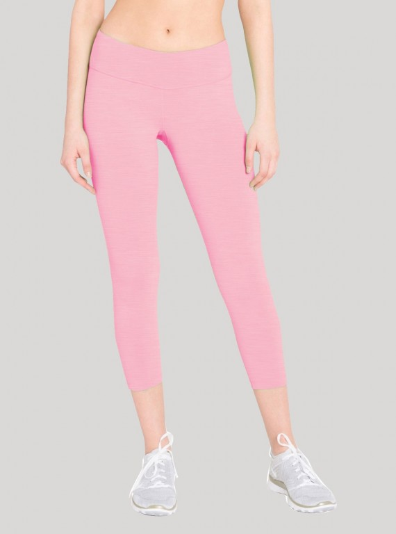 Womens Pink Capri Boer and Fitch - 1