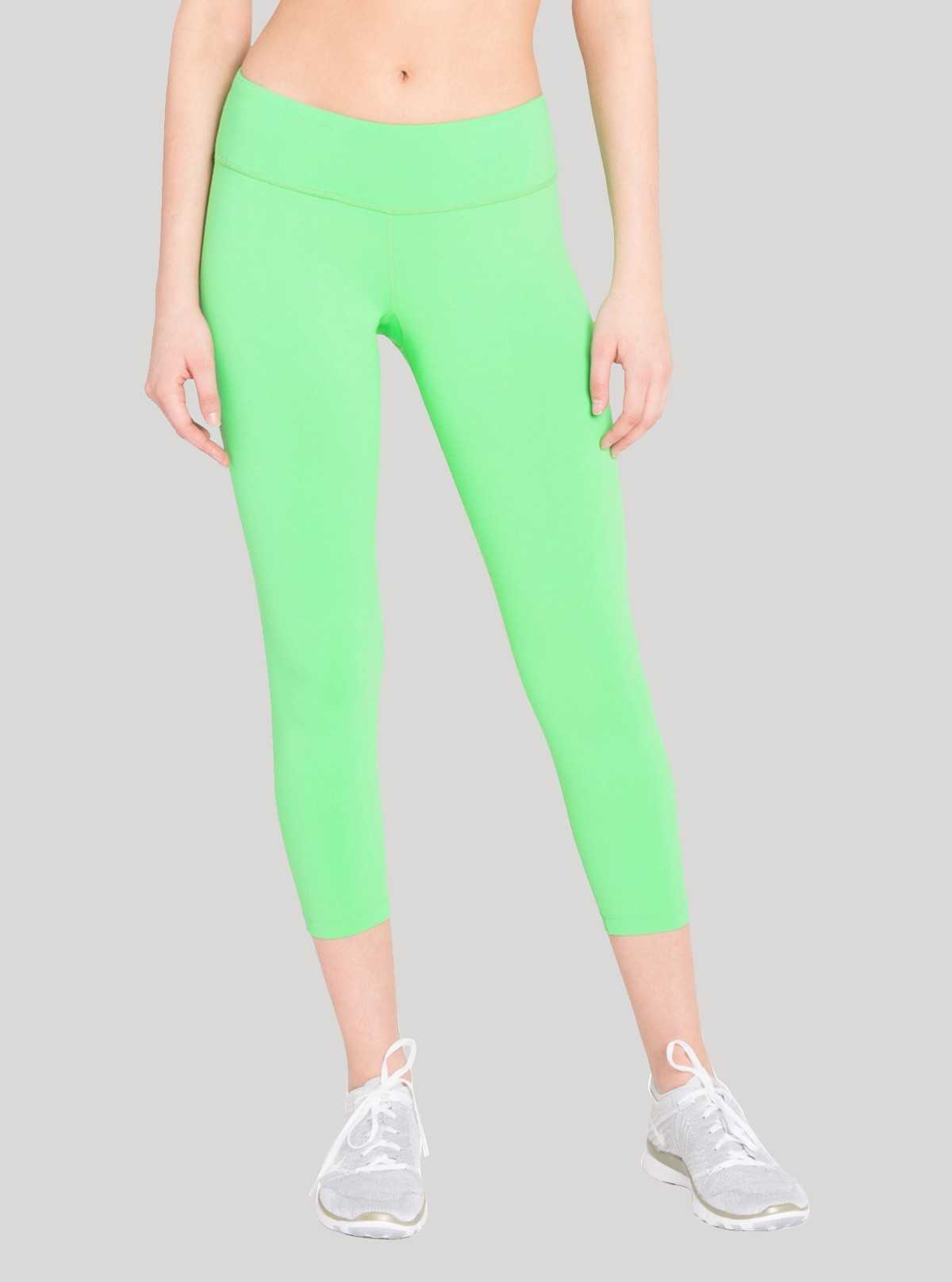 Womens Green Capri Boer and Fitch - 1