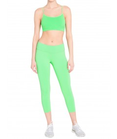 Womens Green Capri Boer and Fitch - 4