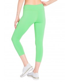 Womens Green Capri Boer and Fitch - 5