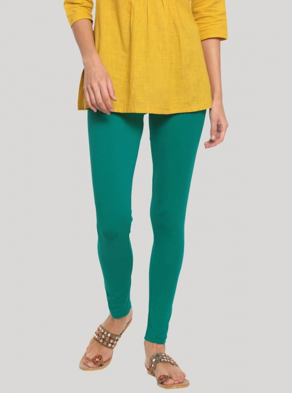 Peacock Blue Legging Boer and Fitch - 2