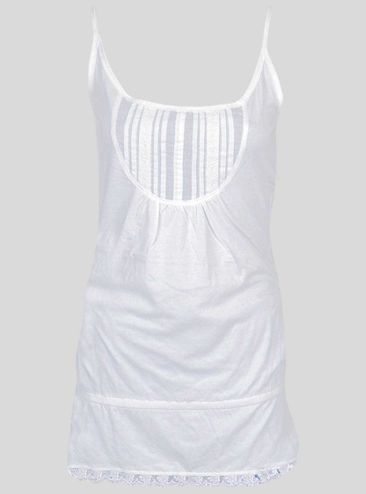 Sleeveless Cotton Top Boer and Fitch - 1
