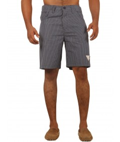 Blue Premium Woven Shorts Boer and Fitch - 2