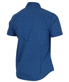 Slim Fit - Ink Blue Casual Shirt Boer and Fitch - 3