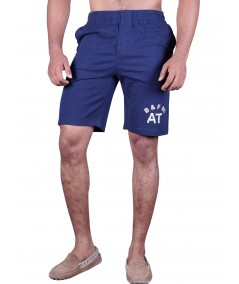 Navy Jersey Shorts Boer and Fitch - 2