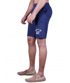 Navy Jersey Shorts Boer and Fitch - 3