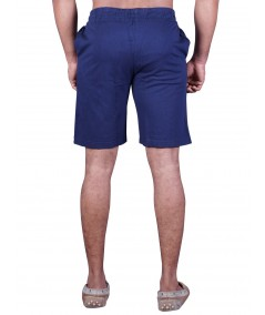 Navy Jersey Shorts Boer and Fitch - 4