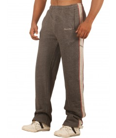 Charcol Melange Track Pants Boer and Fitch - 2