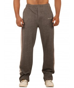 Charcol Melange Track Pants Boer and Fitch - 3