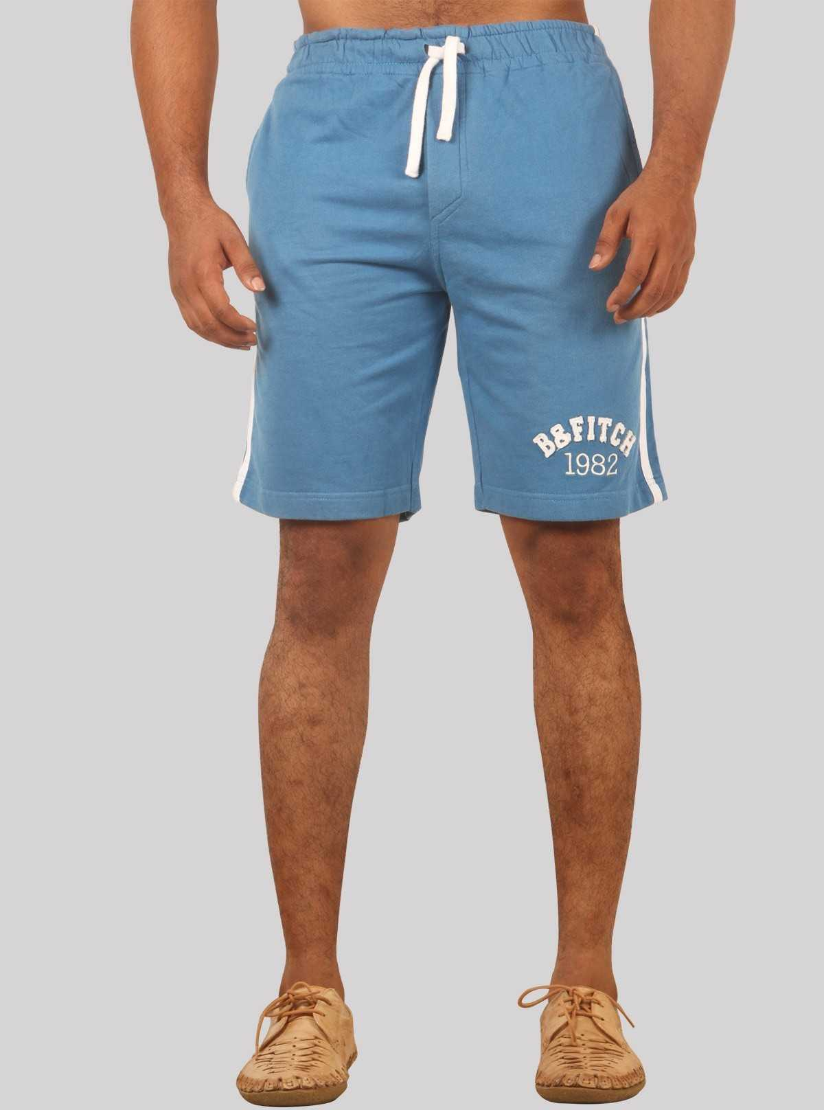 Royal Piping Fleece Shorts Boer and Fitch - 1