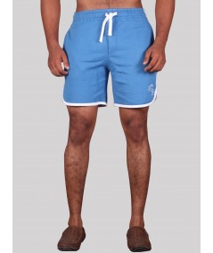 Royal Shorts with contrast Piping Boer and Fitch - 1