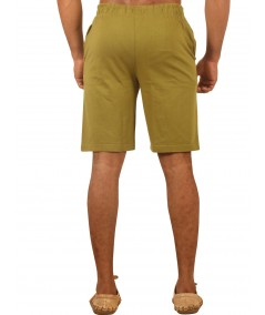 Olive Jersey Shorts Boer and Fitch - 4