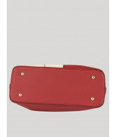 Red Floral Sling Bag Boer and Fitch - 4