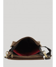 Brown Sling Bag Boer and Fitch - 3