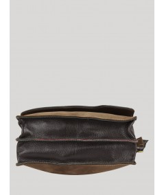 Brown Sling Bag Boer and Fitch - 4