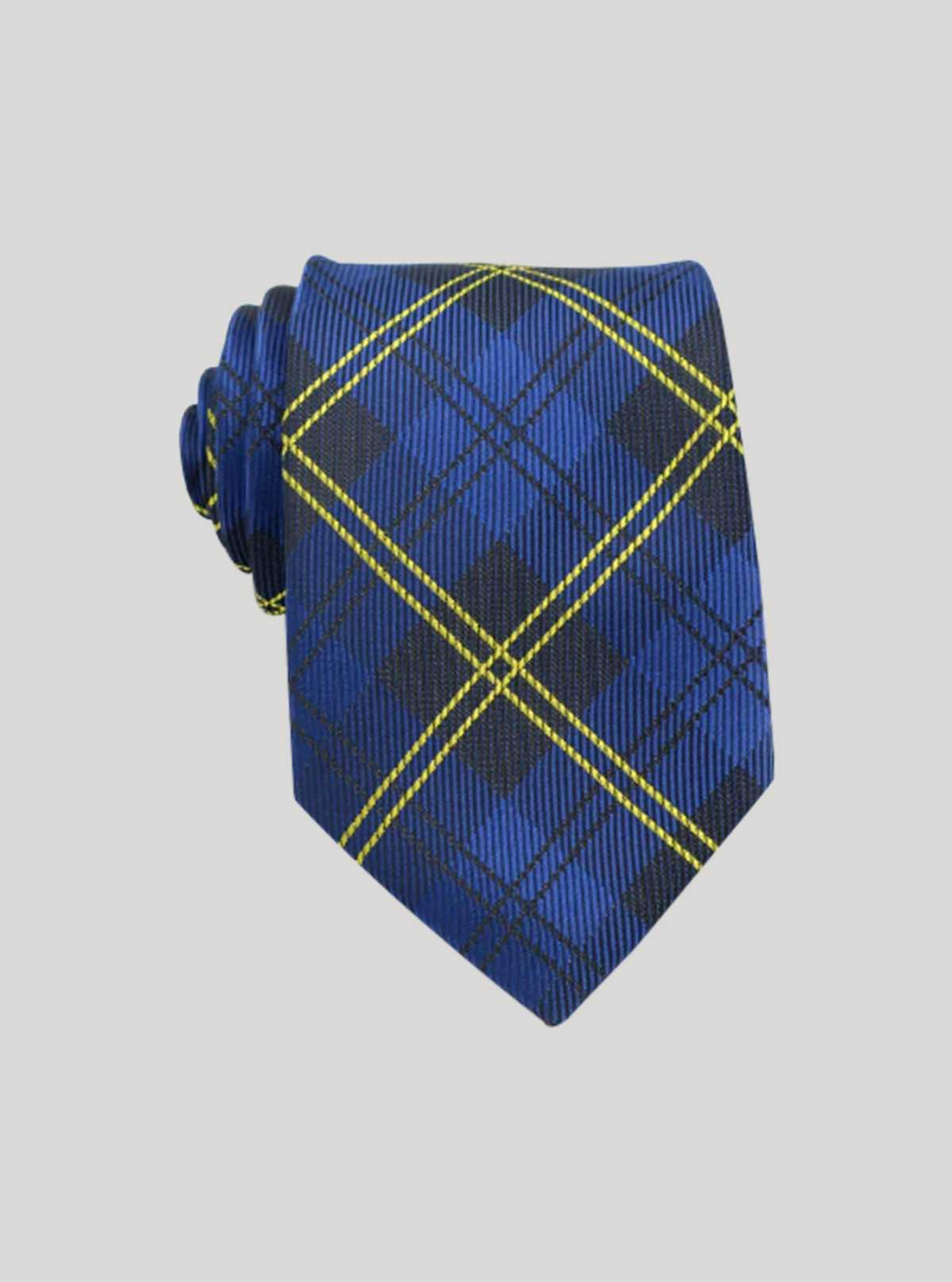 Royal Stripe Neck Tie Boer and Fitch - 1
