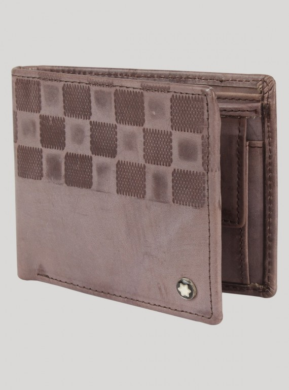 Grey chess Design Wallet Boer and Fitch - 1