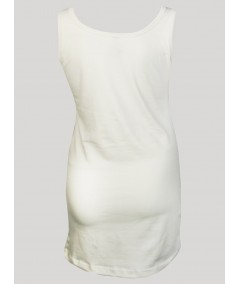 Sleeveless Printed Golden Top Boer and Fitch - 1