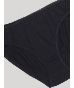 Black low Rise Panty Boer and Fitch - 2