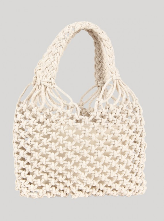 Boer & Fitch Weave Tote Bag